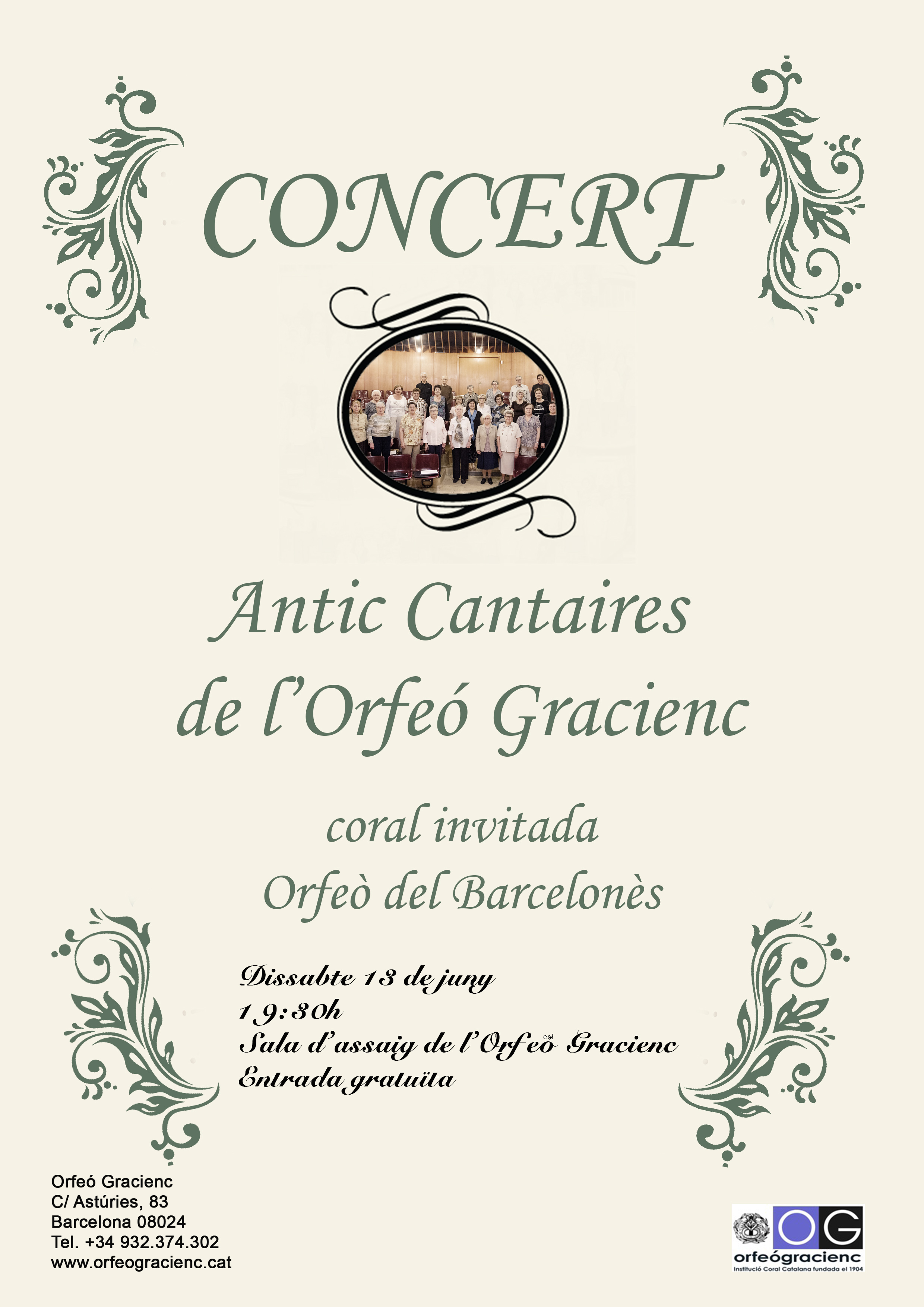 2015 antic cantaires concert